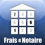 Estimation des frais de notaire pour iPhone®